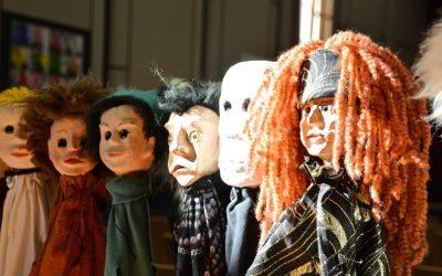 Marionnettes à gaines: empowerment