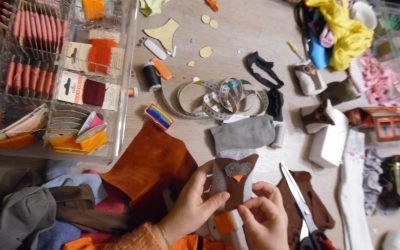 Les ateliers d'upcycling